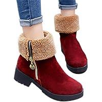 ALUK- Autunno e in inverno stivali più velluto scarpe imbottite
