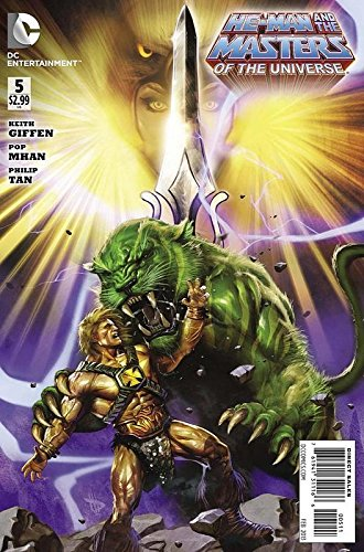 He-Man & The Masters of the Universe (2012 Ltd) # 5 (Ref1428461139)