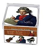 Fridolin - 11836 - Jeux de mémo - Musique Et Classiques avec 36 cartes dans la boîte de plastique