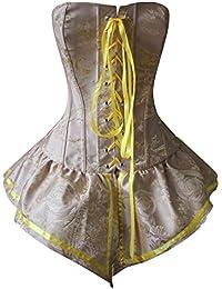 E-Girl W9120 femme bustier corset sexy
