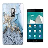 003228 - Fun Bloggers Marble Effect Design Oneplus Two 2 -