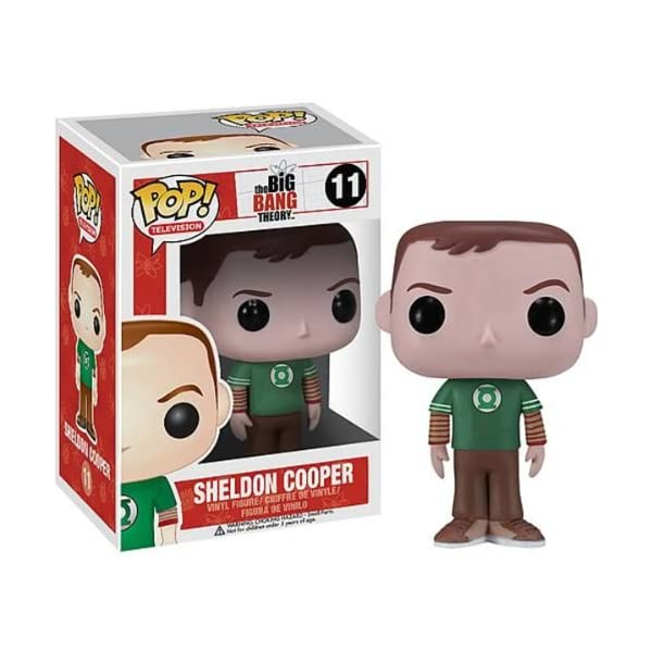 The Big Bang Theory Figura de Sheldon Cooper Funko