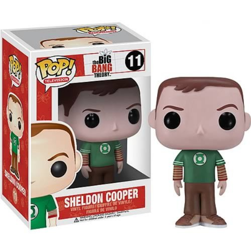 The Big Bang Theory Figura de Sheldon Cooper Funko