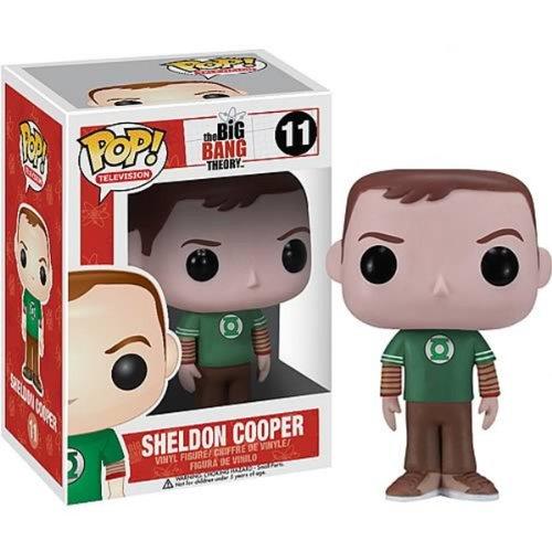 Big Bang Theory The Sheldon Cooper - POP! Vinyl Figur Funko (Pop Vinyl The Big Bang Theory)