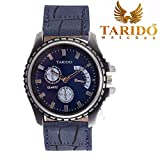 Tarido New Style Analog Blue Dial Men Wa...