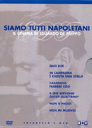 Siamo Tutti Napoletani Il Cinema Di Eduardo De Filippo
