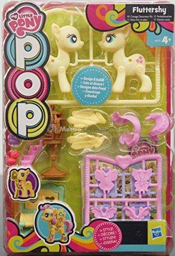 kter Fluttershy Design N Bj Play Set Spielzeug ()