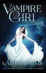 Vampire Girl (Volume 1) by Karpov Kinrade (2016-04-09)