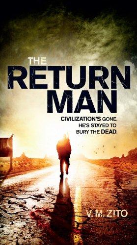 The Return Man por V. M. Zito