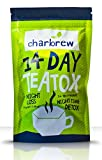 Best Laxatives - Charbrew Night Time Teatox 14 Days Weight Loss Review