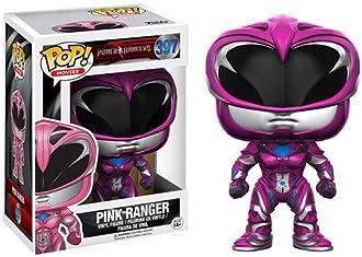 Power Rangers Movie - 12343 - Figurine - Pop - Vinyle - Rose