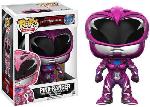 FunKo 12343 POP Vinylfigur: Power Rangers ? Der Film: Pinker Ranger Preisvergleich