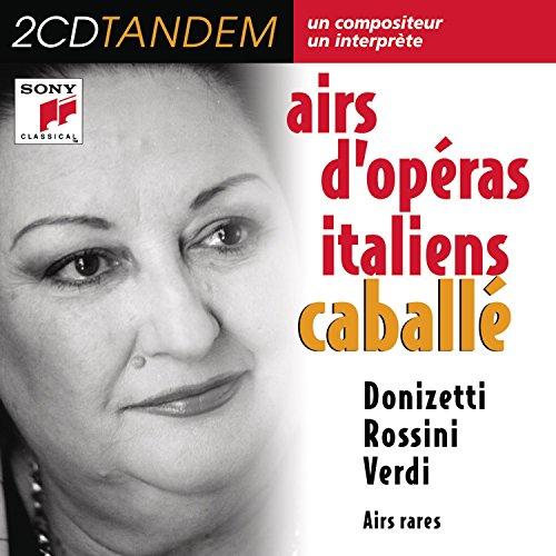 Opéra Italien - Caballe