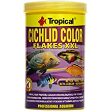 Tropical cich Lid Color Flakes XXL, ...