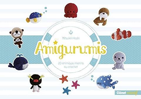 Amigurumis : 20 animaux marins au crochet