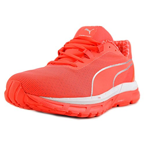 Puma Faas 600 S v2 PWRWARM Synthétique Chaussure de Course Fiery Coral