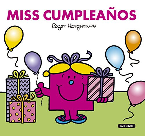 Miss Cumpleaños (Mr. Men & Little Miss) por Roger Hagreaves