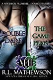Double Feature: The Game Plan & Double Dare (Neighbor from Hell) (English Edition)