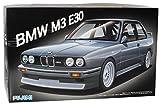 Fujimi BMW 3er M3 E30 Coupe 3 Türer 1982-1994 Kit Bausatz 1/24 Modell Auto mit individiuellem Wunschkennzeichen