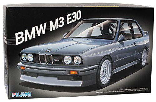 BMW 3er M3 E30 Coupe 3 Türer 1982-1994 Kit Bausatz 1/24 Fujimi Modell Auto Modell Auto