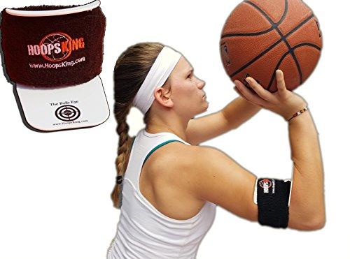 HoopsKing Bulls Eye Basketball S...