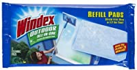Windex Outdoor All-In-One Pads Refill