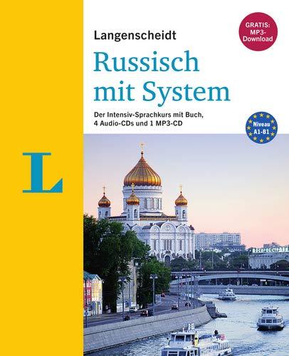 Langenscheidt Russisch mit System - Sprachkurs für Anfänger und Fortgeschrittene: Der...