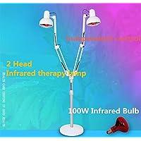 BIOFAMILY Infrarotlampe 2 Kopf, 275W preisvergleich bei billige-tabletten.eu