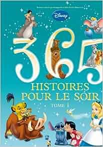 Amazon.fr - 365 histoires pour le soir TOME 1 - Walt