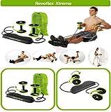 #6: SHOPEE Ab Care Xtreme Fitness Revoflex Xtreme Resistance Exerciser Resistance Tube Ab Slimmer