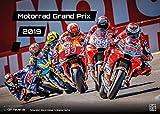 Motorcycle Grand Prix 2019 Calendar DIN A3