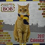 Street Cat Bob SQ Calendar