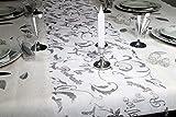 Tischläufer Geburtstag 80Jahre