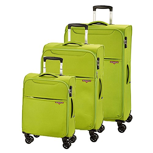 Hardware Xlight 4-Rad Trolley Set 080 lime