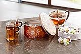 Lipton Premium Tee Geschenkdose (5x12 Pyramidenbeutel), 1er Pack (1 x 108 g) Vergleich