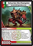 Best Duel Masters Cards - Kaijudo Tcg Tatsurion The Champion (109/110) Clash Of Review