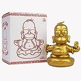 Simpsons Vinyl Figure Golden Buddha Homer 8 cm Kidrobot Mini figures