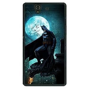 Jugaaduu Superheroes Batman Dark knight Back Cover Case For Sony Xperia Z