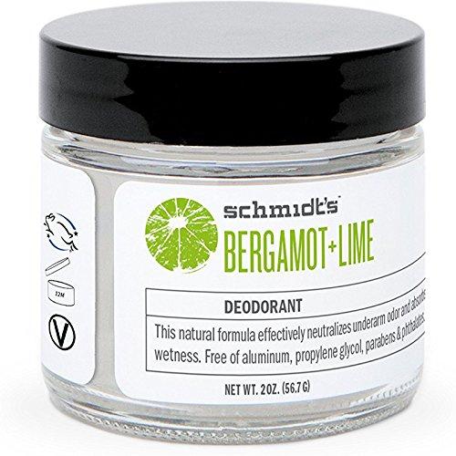 Schmidt´s Deodorant - Deocreme Bergamot + Lime - 56,7g