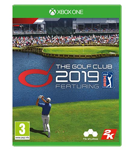 XBOXONE - Golf Club 2019 (1 GAMES) (Spiele Golf Playstation 4)