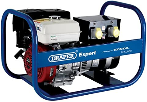 Draper 43728 Applicateur 5 KVA Essence Générateur