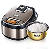 Midea Smart High-end Rice Cooker Touch Timer Micro Pressure (5 Litre)