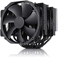 Noctua NH-D15 chromax.black, Disipador de CPU de Doble Torre (140 mm, Negro)