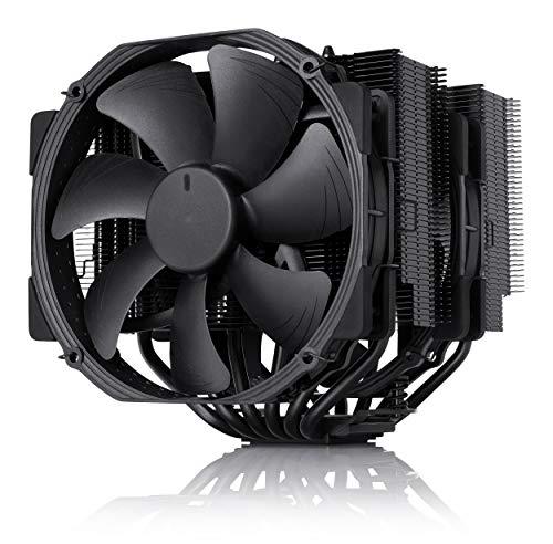 Noctua NH-D15 chromax.Black, ventirad CPU 140mm à Double Tour (Noir)