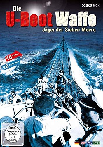 Die U-Boot Waffe (8 DVD Schuber) -