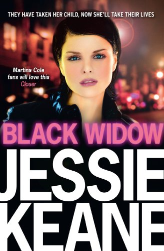 Black Widow (Annie Carter Series Book 2) (English Edition)