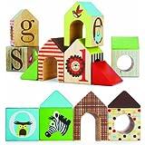 Skip Hop Alphabet House Block