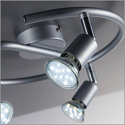confronta il prezzo B.K.Licht 30-01-03S-T - ceiling lighting miglior prezzo