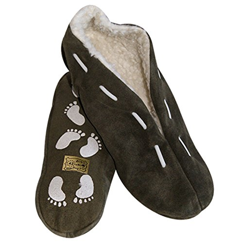 easy4fashion , Chaussons pour homme Marron - Taupe
