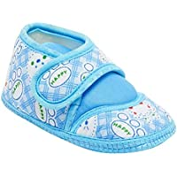 CHIU Cat Printed Baby Shoes for Baby Girls & Baby Boys (0-6 Month's and 6-12 Month's)